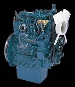 Kubota D722 Diesel Engine  U0026 Dlw 300es  A Parts Manual
