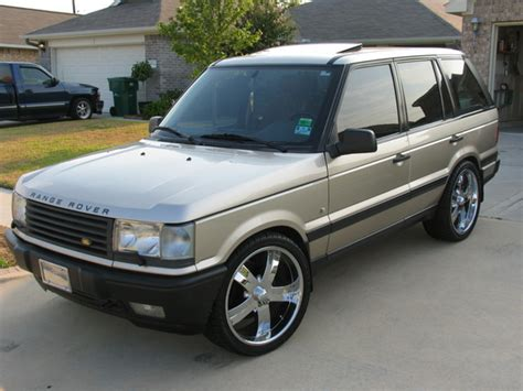 Land Rover Range Rover Modification by Sjay770 1999 Land Rover Range Rover Specs Photos
