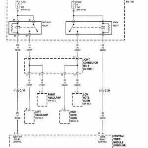 1998 Dodge Ram 1500 Wiring Schematic