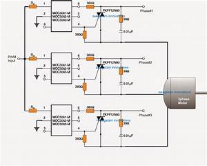 Pwm Motor Soft Start Circuit To Prevent High Consumption