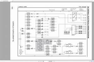 Toyota Auris  U0026 Corolla  2007-08  Electrical Wiring Diagram - Homepage