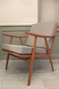 Fauteuil Vintage Scandinave : slavia vintage mobilier vintage fauteuil de style ~ Dode.kayakingforconservation.com Idées de Décoration