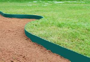 Cleveredge Easy Lawn Edging - Green (H5.5in x L164ft)