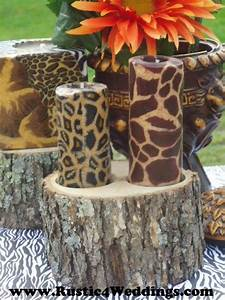 Colorful Lights For Your Room Safari Centerpiece Ideas For Buffets Or Weddings Www