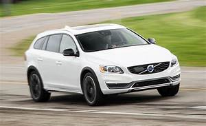 2016 Volvo V60 Cross Country T5 AWD Test Review Car