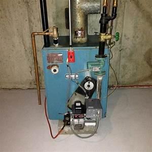 Burnham Boiler Problem