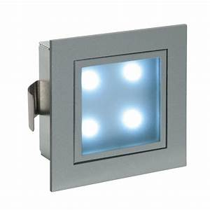Design alw led guide recessed indoor