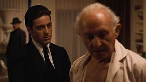 The Godfather Part 2 Michael Vs the Cunning Hyman Roth ...