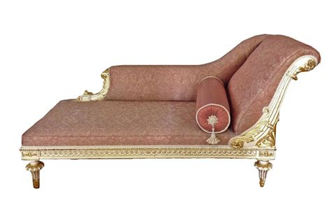 louis xvi style chaise longue ref 36304