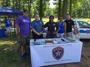 Strides4Strength Walk – Union County Sheriff's Office