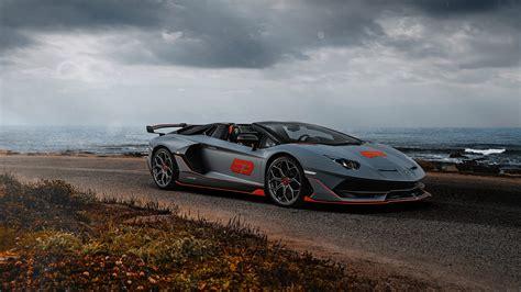 Lamborghini Aventador SVJ Roadster 63 Wallpapers ...