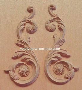 Moulure Bois Décorative : ornements d coratifs bois resine ~ Voncanada.com Idées de Décoration