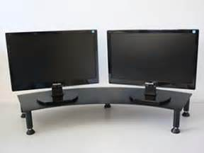 dual monitor stand products