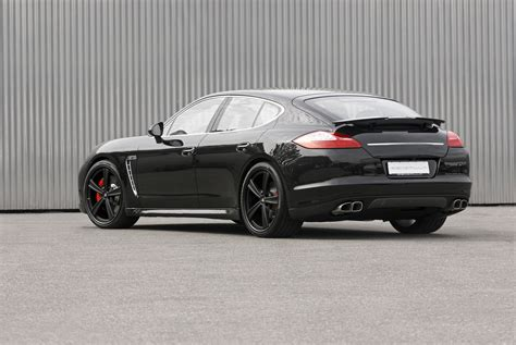 Gemballa Releases Two New Sets Of Wheels For Porsche Panamera