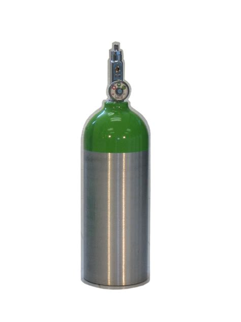 refillable recyclable life oxygen cylinders