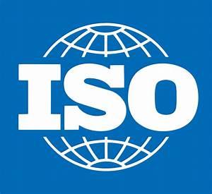 ISO Logo PNG Transparent & SVG Vector - Freebie Supply  Transparent