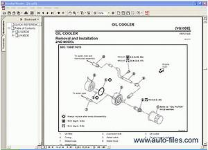 Infinity G50 Series  Q45 Service Manual  Repair Manuals