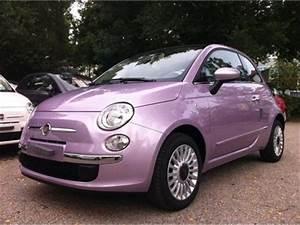 Fiat 500 Violet : fiat 500 1 2 lounge dualogic purple pop love the color ~ Gottalentnigeria.com Avis de Voitures