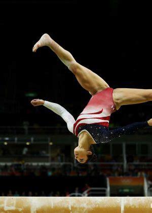 Aly Raisman Team Olympics 2016