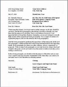 Cahyadi Surya  Business Letter