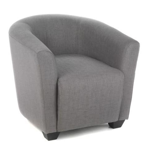 siege carrefour alinéa ines salon fauteuil cabriolet gris pas cher