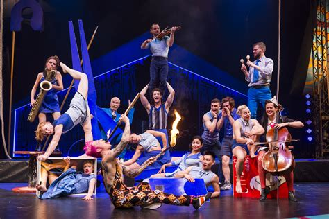 review circus oz shows     means