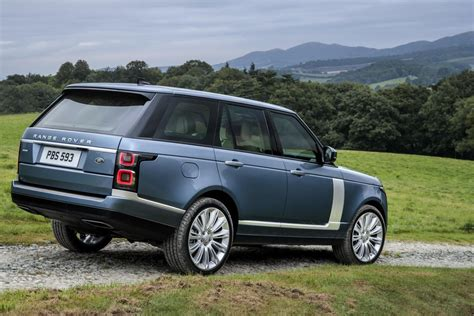 land rover vogue 2018 range rover vogue revealed pricing and specs