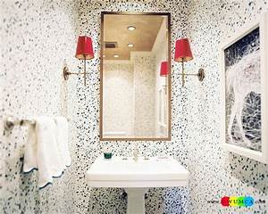 58 best Cool And Cozy Summer Bathroom Style : Modern ...