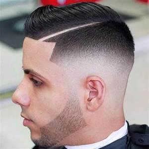 Degrade Bas Homme : coupe de cheveux homme d grad avec trait comment l 39 adopter ~ Melissatoandfro.com Idées de Décoration