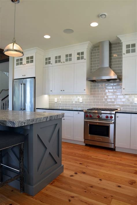united states gray subway tile kitchen transitional