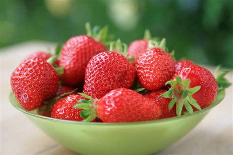 carbs  strawberries  health guide