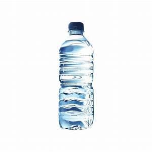 Botella de Agua Pequeña Confiterías Francisco Hernandez