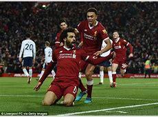 Mo Salah and Co train ahead of Liverpool vs Southampton