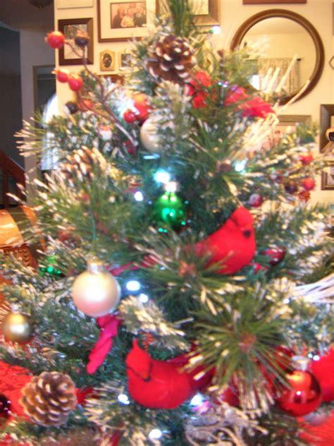 maison newton  cardinal christmas tree