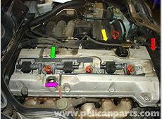 MercedesBenz W210 Fixing Common Vacuum Leaks 199603