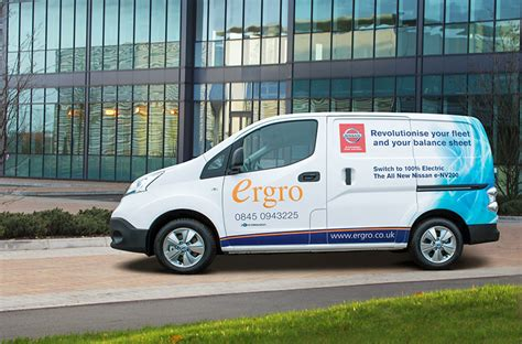 Best Electric Vans by Best Green Nissan E Nv200 Electric