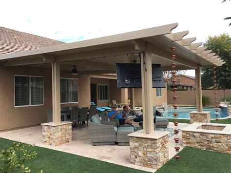 Patio Covers by Alumawood Patio Cover Patio Pergola Covers For