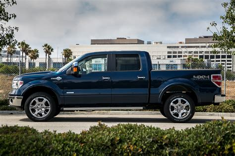 2013 Ford F 150 Ecoboost by 2013 Ford F 150 Supercrew Ecoboost King Ranch Side Profile