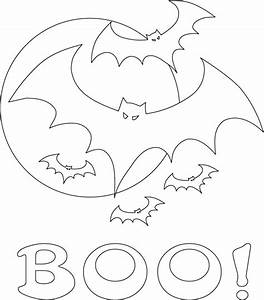 halloween coloring pages: Halloween Bat Coloring Pages ...