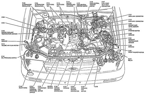 Ford Festiva Wiring Diagram Pdf by 1991 Ford Festiva Wiring Diagram