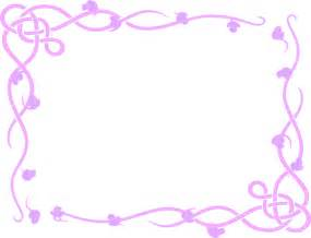 Purple Frame Clip Art