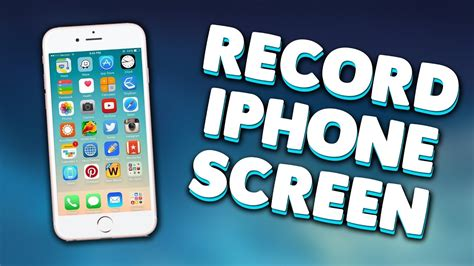 screen record on iphone iphone tips how do you record gameplays on iphone