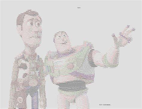 Ascii Art Meme - ascii everywhere meme by kdasthenerd on deviantart