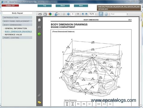 small engine repair manuals free download 2005 toyota tacoma windshield wipe control toyota hilux hi lux vigo 2005 to 2013 workshop service