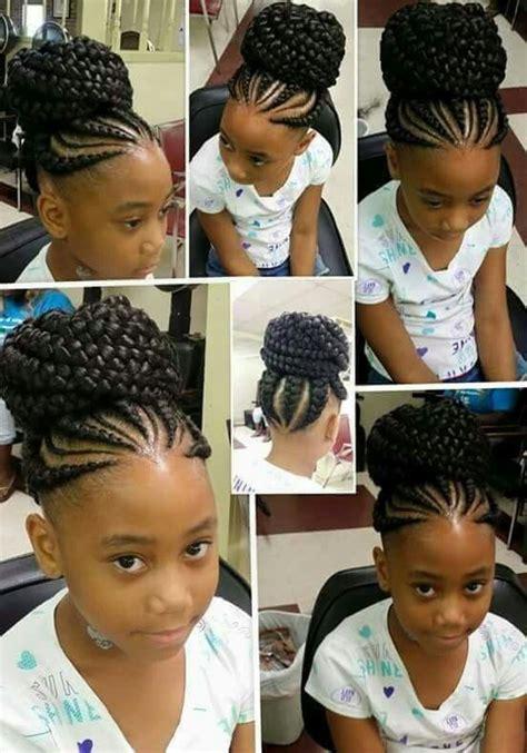 Kid Braid Black Hairstyles by 40 Braids For 40 Braid Styles For