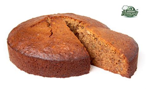 cuisine gateau la cuisine de bernard gâteau au miel et aux noix