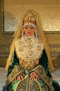 a traditional wedding dress | moroccan married | Pinterest ...