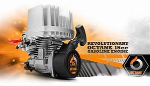 Hpi Savage Xl Octane Rtr 15cc Gas Engine  Rc Hobbies