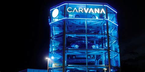 car vending machine company carvana  file  ipo