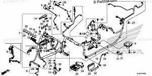 Honda Side By Side 2020 Oem Parts Diagram For Wire Harness